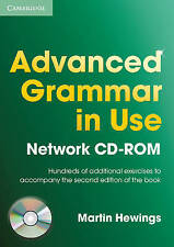 Advanced Grammar in Use Network CD ROM (30 users), Hewings, Martin, New conditio