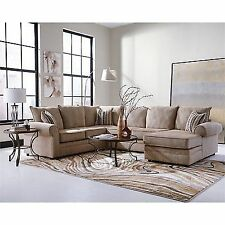 Coaster 501149 Fairhaven Chenille U Shaped Sectional Sofa W/ Chaise Living  Room