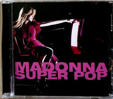 MADONNA * SUPER POP * US 10 TRK CD * HTF! * MIRWAIS * CONFESSIONS ERA