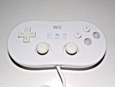 Genuine Nintendo White Wii / Wii U Classic Controller Remote NES SNES Mini