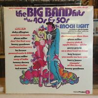 [SOUL/JAZZ]~SEALED LP~ENOCH LIGHT~Big Band Hits Of The 40's & 50's~[1973~PROJECT