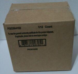 2021 Topps Tier One Baseball 12 Box Hobby Case Factory Sealed