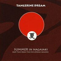 Tangerine Dream - Summer in Nagasaki [New CD]