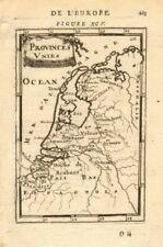 NETHERLANDS. Verenigde Provinciën. United 'Provinces Unies'. MALLET 1683 map