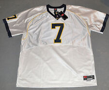 "NWT Nike® Mens UM ""MICHIGAN WOLVERINES #7"" U-M Sewn Football Jersey XXXL 3XL"