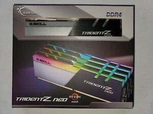 ✔✔ G.SKILL Trident Z Neo RGB 32GB (4x8GB) 3600 AMD Ryzen *C16* DDR4 28800 GSKILL