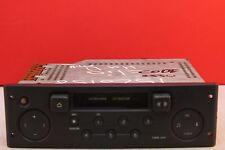 RENAULT CLIO TUNERLIST CASSETTE TAPE RADIO PLAYER CODE 2001 2002 2003 2004