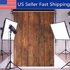 5X7FT Vinyl Studio XMAS Photography Backdrop Photo Stand Background Props Kit