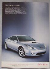 1999 Toyota Celica Original advert