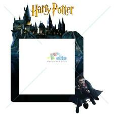 Harry Potter Hogwarts Castle 3D Wall Smash Wall Art Adhesive Vinyl Sticker V66*