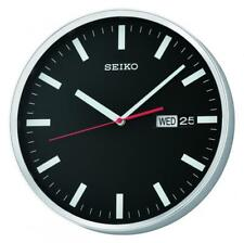 Seiko Day/Date Wall Clock QXF104A RRP £55.00 Now £49.50