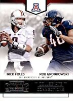 2016 Panini Contenders Draft Picks Collegiate Connections Football Card Pick