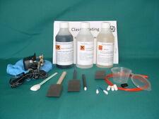 Replica Chrome Brush Plating kit car bike restoration. Jewellery antique B7