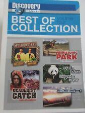 Discovery Channel Best of Collection Volume 4 DVD 5 Disc Set MythBusters