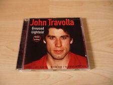 CD John Travolta - Greased Lightnin`- 18 Great Hits