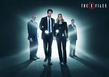 La X-Files A4 260gsm Poster Stampa