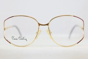 GREAT VINTAGE PIERRE CARDIN 8011 NEW NOS EYEGLASSES BRILLE  MADE IN ITALY