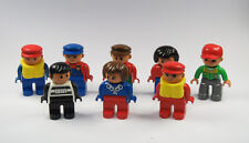 LEGO DUPLO DIVERS FIGURINES 8 pièces figurine (60)