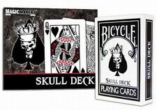 Carte da gioco BICYCLE SKULL DECK,poker size