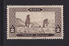 COLONIES FRANCAISES MAROC N°  77 ° oblitéré, canceled, TB, cote: 100.00 €