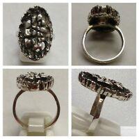 Silberring Ring 925er Silber Designerring Silberschmuck