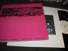 SONIC YOUTH DEATH VALLEY 69 HMS 021 lydia lunch '85 LP orig punk oop rare