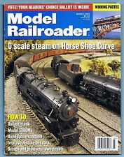 MODEL RAILROADER MAGAZINE, MARCH, 2000, VOLUME 67, NUMBER 3