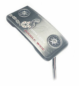 """Odyssey Arm Lock Double Wide 40"""" Putter"""