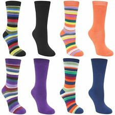 Ladies Womens Thermal Socks Brushed Soft Cosy Lounge WALKING Hiking Boot TERRY
