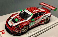 Porsche 911 GT3 R IMSA Sprint 2019 Pfaff Motorsport US 1:43 Spark Limited NEW