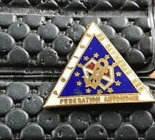 PINS PIN BADGE ARMEE MILITAIRE POLICE
