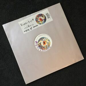 """Dr. Timothy Leary & The Grid – Origins Of Dance 1990 UK VINYL 12"""" - One Owner"""