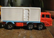 TOMICA No. 7 Fuso Truck - Excellent Condition - Made in Japan - 1970s