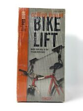 Ceiling Mount Bike Lift Garage Storage by Racor