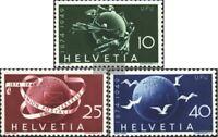 Schweiz 522-524 (kompl.Ausgabe) gestempelt 1949 Weltpostverein
