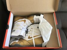 Nike HyperKo Limited Edition - White/Metallic Gold Size 10