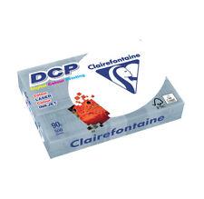 500 Bl. DCP-Papier A4 90 g/m² Clairefontaine 1833C f. Laser Ink-Jet Copy Paper
