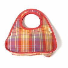 Jocomomola  Plaid mini Bag(K-46911)