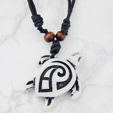 Fashion Sea turtle pendant necklace
