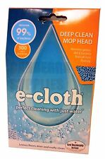 E-CLOTH DEEP CLEAN MOP HEAD REPLACEMENT - NEW