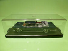 VITESSE MERCEDES BENZ 600 LANDAULET - BLUE METALLIC 1:43 - NEAR MINT IN BOX