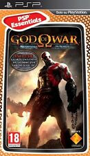 SONY  PSP - God Of War:Ghost Of Sparta Essential Psp