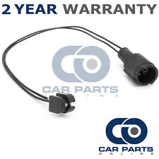 FOR BMW 5 SERIES E28 M535I 3.4 PETROL 1985-1987 FRONT DISC BRAKE PAD WEAR SENSOR