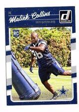 Maliek Collins , (Rookie) 2016 Panini Donruss, #332 , Football Card !!