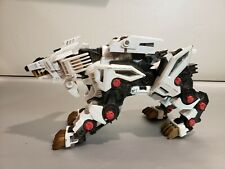 Zoids- Liger Zero Motorized White Lion (Hasbro 2002)