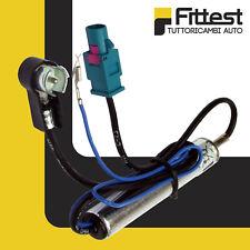 Cavo Adattatore Antenna ISO / FAKRA Maschio Peugeot 307 308 Opel Corsa Astra H