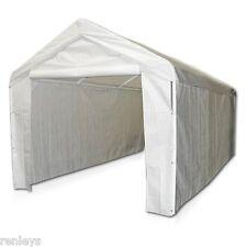 Canopy Side Wall Kit 10 X 20 Caravan Carport Garage Enclosure Shelter Tent Party