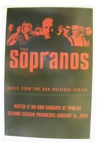 The Sopranos Promo Poster