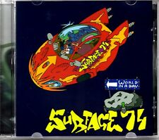 SURFACE 74 - WORLD IN A DAY - CD ALBUM