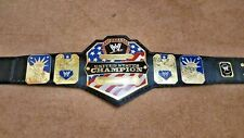 WWE United States Wrestling Championship Belt Adult Size